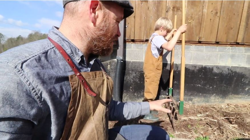 Intro to Permaculture #8: INSTANT, bullet proof, Garden