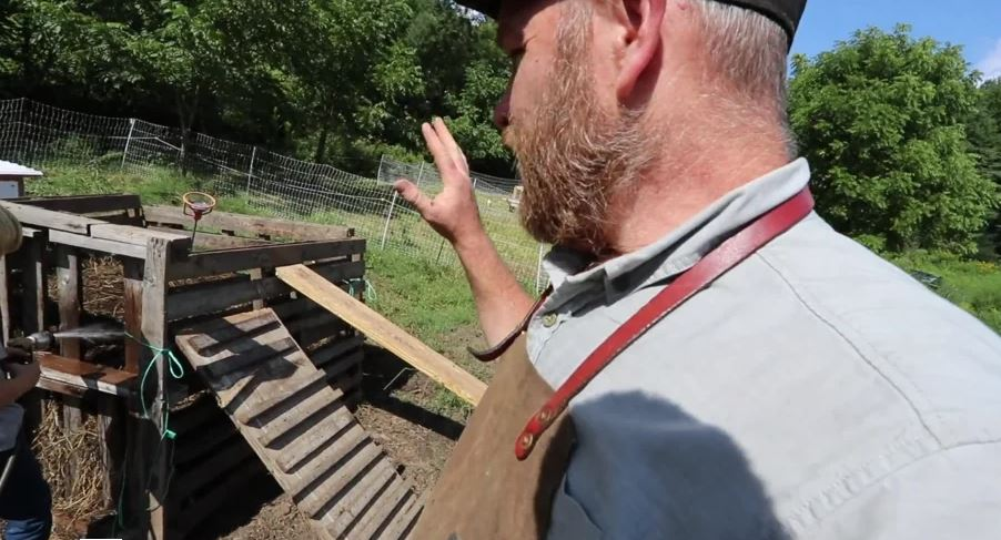 How I'm Composting (where I need it to be)