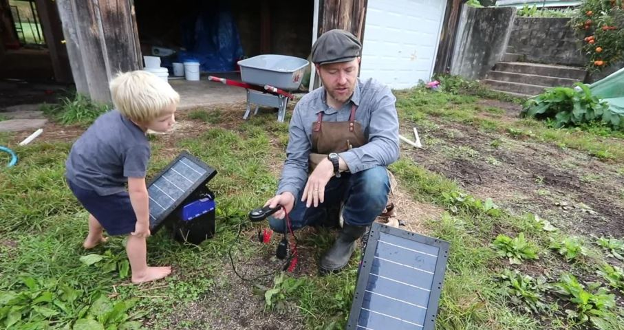 How to (properly) Store Your Solar Electric Fence Energizers