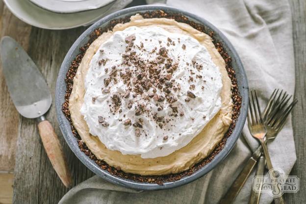 Peanut Butter Pie Recipe Recipe ~ By Jill Winger