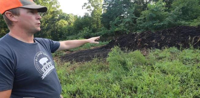 Massive on Farm Composting Feat. Jordan Greene