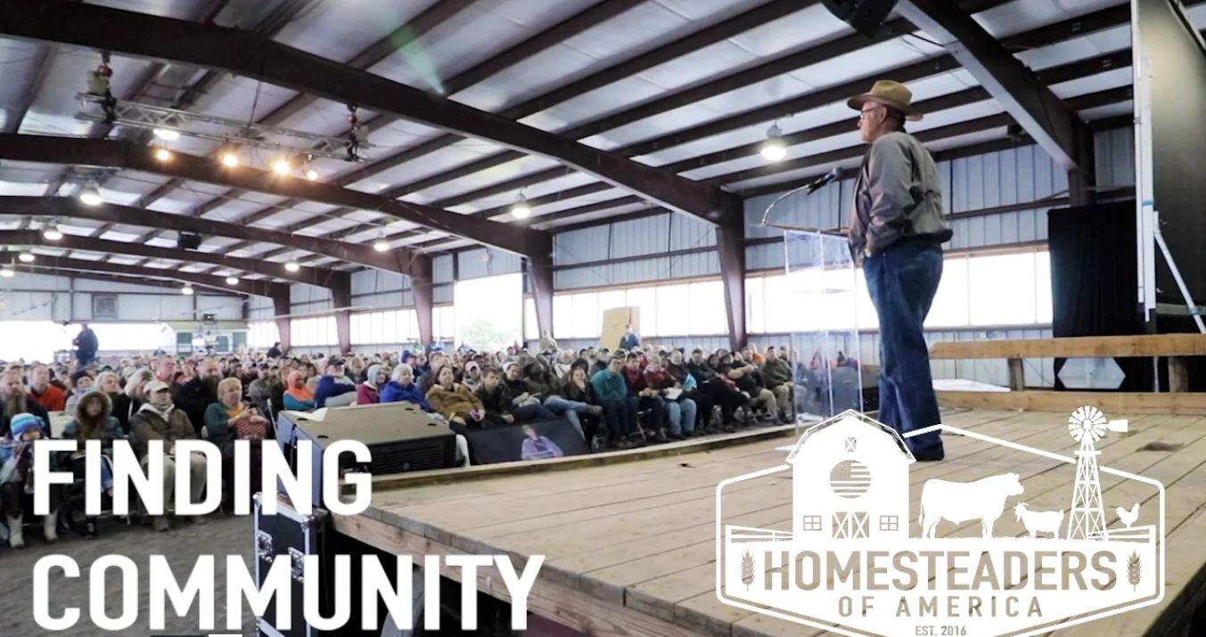 3 Ways to Find Homesteading Community |Feat. Amy Fewell