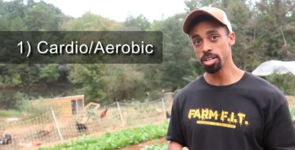 DIY Farm Fitness – Cardio | Feat. the Fit Farmer