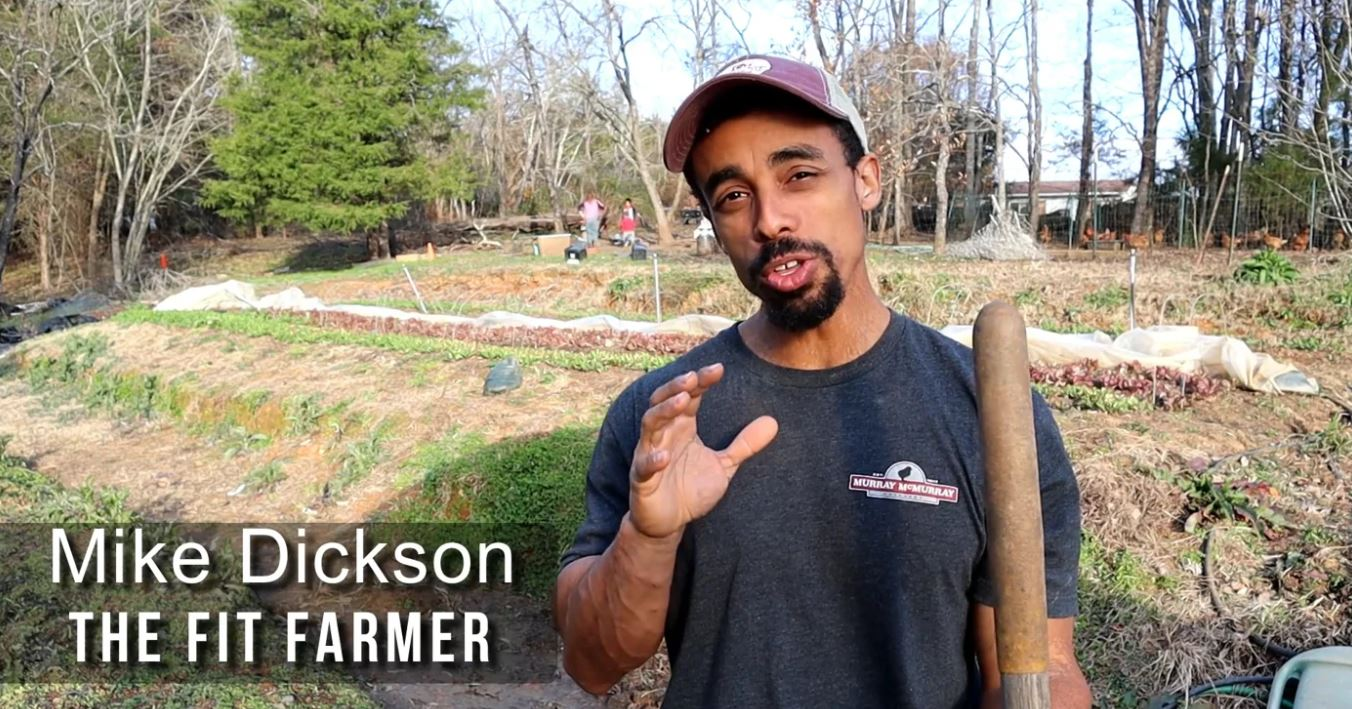 DIY Farm Fitness Fall Garden Workout | Feat. Fit Farmer