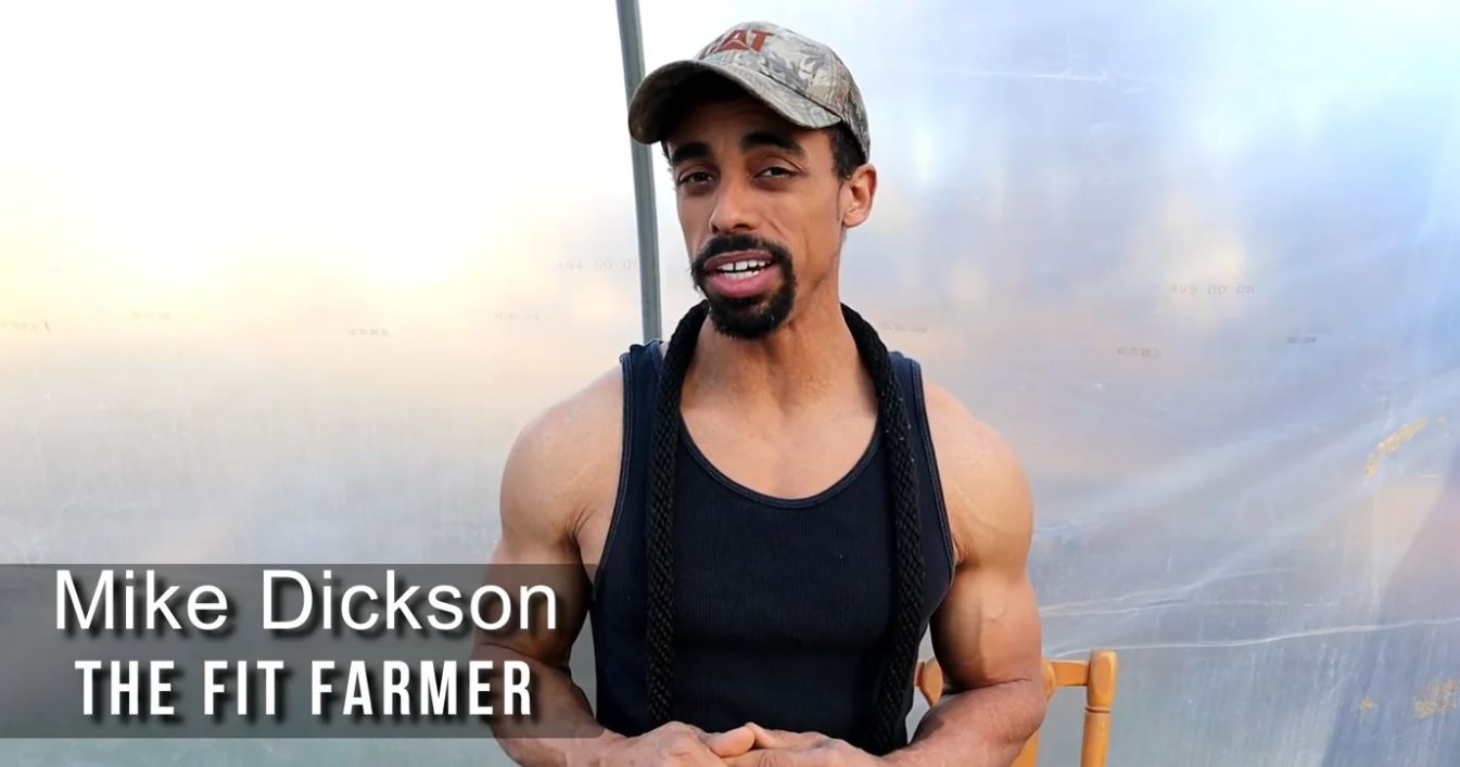 DIY Farm Fitness – Exercises You Can Do Anywhere | Feat. Mike Dickson