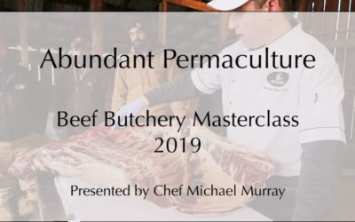 The Art of Beef Butchery Masterclass