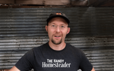 Laying Out Your Homestead, Fixer-Upper Rescue Tips, & Innovations | Feat. The Handy Homesteader